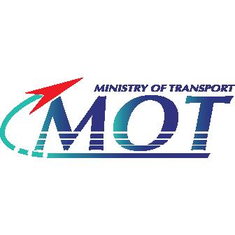 Logo Ministry of Transport Malaysia - MOT