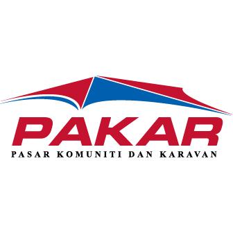 Logo Pasar Komuniti & Karavan - PAKAR