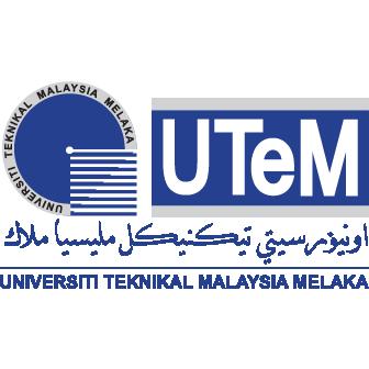 Logo Universiti Teknikal Malaysia, Melaka - UTeM Jawi new