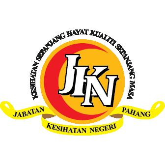 Logo Jabatan Kesihatan Negeri Pahang - JKN
