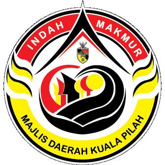 Logo Majlis Daerah Kuala Pilah - MDKP