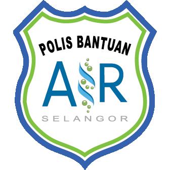 Logo Polis Bantuan Air Selangor