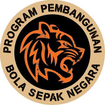 Logo Program Pembangunan Bola Sepak Negara - NFDP