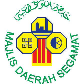 Logo Majlis Daerah Segamat