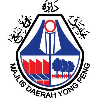Logo Majlis Daerah Yong Peng