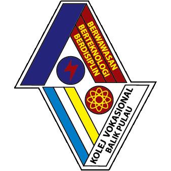 Logo Kolej Vokasional Balik Pulau