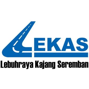 Logo Lebuhraya Kajang Seremban - LEKAS