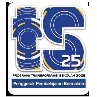 Logo Program Transformasi Sekolah 2025 - TS25