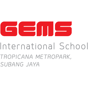 Logo GEMS International School Tropicana Metropark