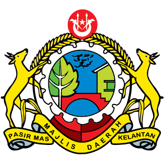 Logo Majlis Daerah Pasir Mas