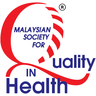 Logo Malaysia Society for Quality in Health - MSQH