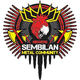 Logo Negeri Sembilan Metal Community - N9MC