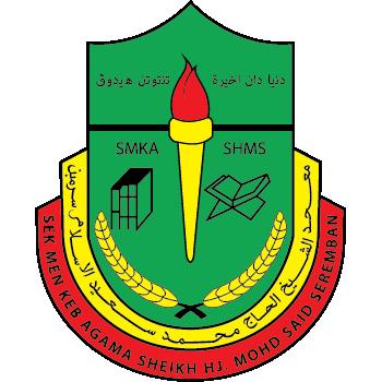 Logo SMKA Sheikh Hj Mohd Said, Seremban
