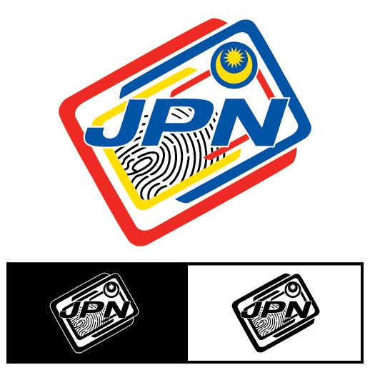 Logo Jabatan Pendaftaran Negara (new 2019)