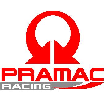 Logo Pramac Racing