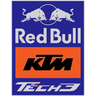 Logo Red Bull KTM Tech3