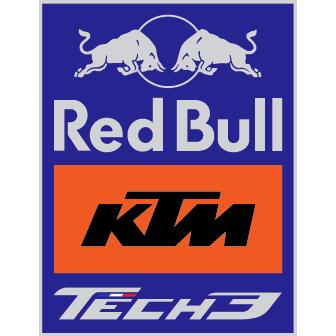 Red Bull KTM Tech3 Logo