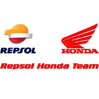 Logo Repsol Honda Team