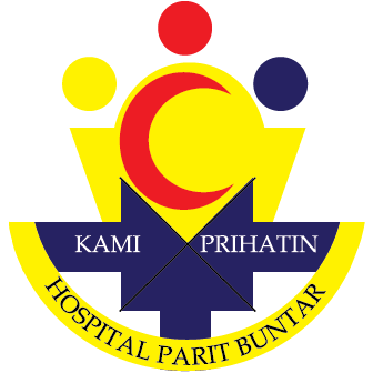 Logo Hospital Parit Buntar