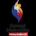 Logo Sayangi Malaysiaku Malaysia Bersih