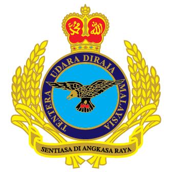 Logo TUDM - Tentera Udara DiRaja Malaysia