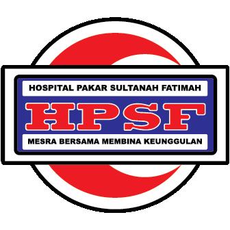 Logo Hospital Pakar Sultanah Fatimah - HPSF