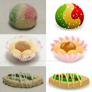 cookies & cupcake