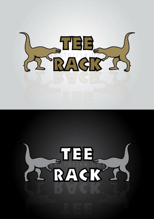 Tee Rack 2