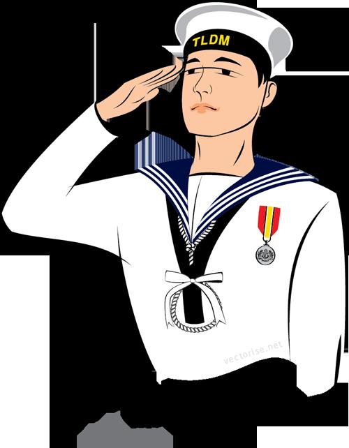 Super Seaman Illustration