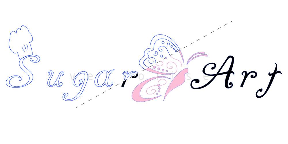 Trace Logo for SugarArt