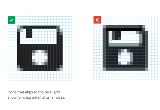 Design Principle - Pixel Perfect