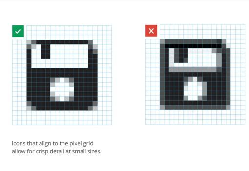 Design Principle - Pixel Perfect