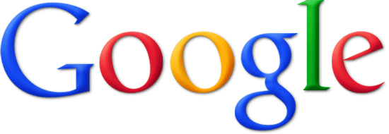 Current Google Logo