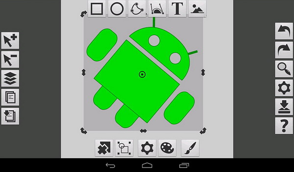 Free Vector Graphic Apps For Android Vectorise Vectorise