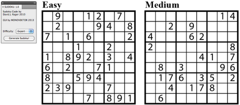 Ai Script sudoku generator