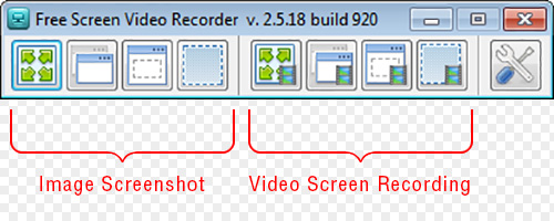 DVD Videosoft - Free Screen Video Recorder