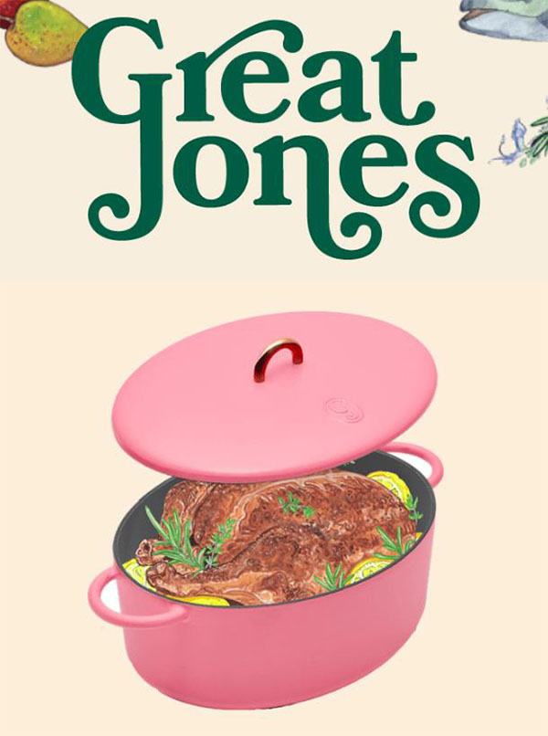 Great Jones