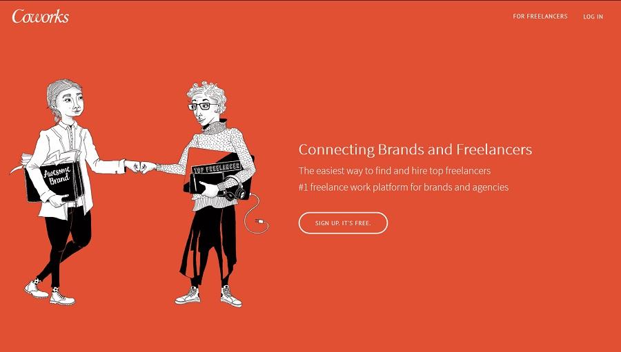 Crowdsourcing Platform CoWorks