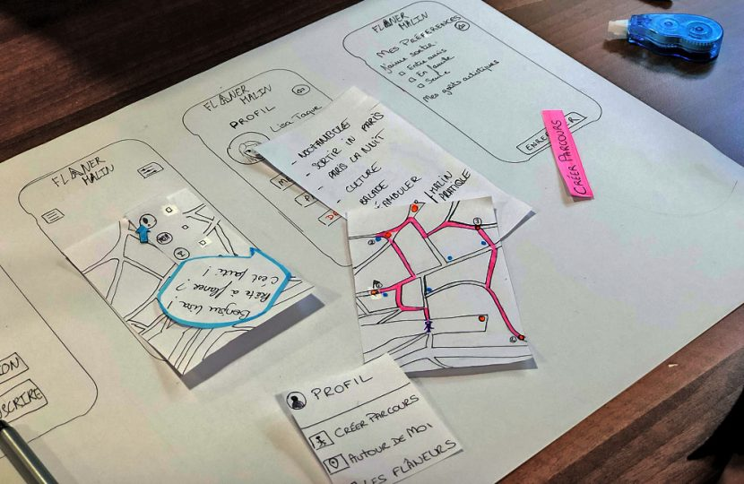 UX and UI Design